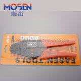 Hs-07FL het Plooiende Hulpmiddel Plier van de Hand van de Pal van de kabel voor de Geïsoleerde, Terminal van de Vlag Type