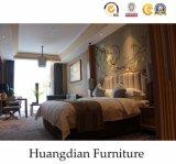 Panel-hölzerne kundenspezifische Möbel für Hotel-Schlafzimmer (HD842)