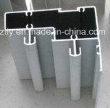 6000 das gekerbte Sereils Legierungs-Aluminium/Aluminium verdrängten Profil