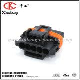 368283-1 tipo impermeável fêmea conetores elétricos automotrizes de 5 Pólos