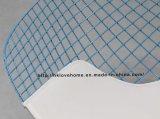 Le restaurant Kd Siège bleu Coussin de chaise de diamant de fil de PU