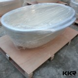 Kingkonree Wholesale Solid Surface Kunstmatige Steentje Badkuip