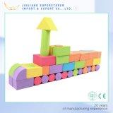 정보를 향상하는 아이를 위한 빨 수 있는과 안전 빌딩 블록 장난감