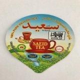 Fabricantes de hoja de aluminio del lacre del envase del té