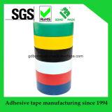 Fita de isolamento elétrico de PVC barato para o acondicionamento de fios