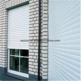 Aluminiumrollen-Blendenverschluss-Fenster mit elektrischer Steuerung