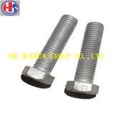 Heiße Verkaufs-Hex Kopf-Kopfschraube und äußere Hexagon-Schraube für Maschinerie Befestigungsteil (HS-CS-002)