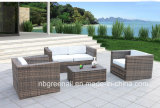 標準的な庭の会話のソファーの一定の庭の屋外の家具