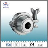 Les mesures sanitaires soudés en acier inoxydable le clapet antiretour (DIN-No. RZ1101)