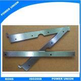 Láminas de corte del papel de acero de herramienta D2