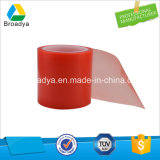 Solvent Based Red Doubles Sided Adhesive Plug (BY6982LG)