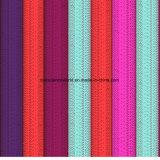 100%Polyester는 침구 세트를 위한 색깔 Pigment&Disperse에 의하여 인쇄된 직물을 데운다