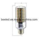 LEIDENE van het Lichaam van de LEIDENE Kleur van het Graan de Lichte E26 20W Warme Witte Zilveren Lamp van de Bol