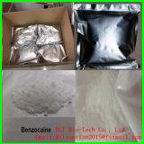 분석실험 99.9% 지방 주민 마취 Benzocaine 200 메시 분말 Benzocaine