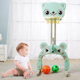 Les meubles de jardin d'enfants peuvent soulever le panneau d'intérieur de basket-ball de cercle de basket-ball de jouets de bébé de jouets, stand de basket-ball, jouets d'enfants de porte du football