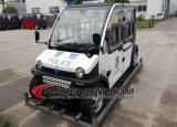 Automobile elettrica diretta di vendita 60V 4kw della fabbrica con 4 portelli