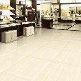 Azulejo de suelo rústico esmaltado de cerámica de la serie de Linestone del material de construcción (600*600)