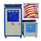 Horno de frecuencia media de la forja de la calefacción de inducción 120kw de IGBT