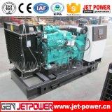 generador silencioso de 500kVA Cummins, accionado por el motor de Cummins Kta19-G4