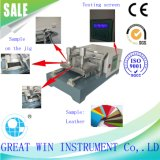 Máquina de teste de couro e têxteis Crock (GW-020)