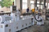 Plastik-Kurbelgehäuse-Belüftung, das horizontale Wasser-Ring-Strangpresßling-Maschinen-Zeile pelletisiert