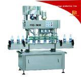 Alta velocità e macchina di coperchiamento della protezione di plastica lineare automatica della convenienza