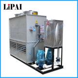 Geschlossener Kühlturm, der mit Wärmebehandlung-Prozess kombiniert