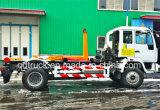 corpo del collettore del camion di immondizia 4-10m3, corpo del camion di immondizia del braccio di amo