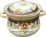 La Turquie Type Pot de cuisson émail
