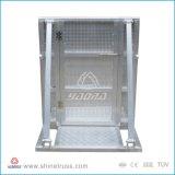 De Barrière van het Aluminium van het Toegangsbeheer van de Omheining van de Controle van het verkeer