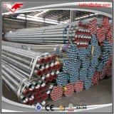 Il tubo d'acciaio Bsp /NPT di HDG ha filettato con l'accoppiamento o la protezione