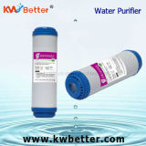 Etapa doble peculiar de la esterilización del acero inoxidable del purificador del agua de la tubería