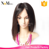 Moda Indian Hair Lace Front Wig / Full Lace Wig 100% Hair Extensions & Wigs