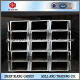 China Supplier Steel Channel / Canal U / canal C
