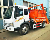 FAW Skip Loading Camión de basura