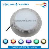 Монтироваться на стену водонепроницаемой 12V изменение цвета бассейн подводного освещения