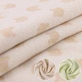 Хлопка ткани хлопка тканье органического органическое для одежд младенца