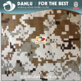 T/C 65/35 0.5 die Stof Ripstop met Camouflage voor Kledingstuk wordt afgedrukt