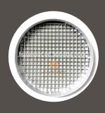 Climatisation plafond Grille Eggcrate ronde