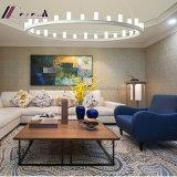 침실을%s 포스터모더니즘 Droplight Circular Creative Personality Pendant Lamp