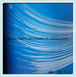 Tube remplaçable médical de plastique de graissage de HDPE fait sur commande de logo