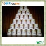 7oz desechables de papel impreso personalizado taza de papel