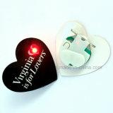 승진 선물 LED 번쩍이는 Pin 기장 (3569)