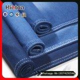 Tessuto del denim lavorato a maglia indaco di modo per le donne Jean con la stirata