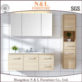N & L Modern Style PVC Bathroom Cabinet Vanity