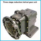 Caixa de engrenagens helicoidais cônicas Helical Couping Helical Gear Box