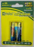 AA-alkalische Batterie Lr6