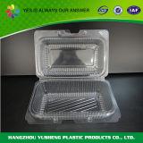 Пластичный устранимый поднос упаковывая для торта
