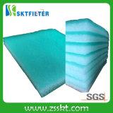 Filtro de cabina de rociado de filtro de fibra de vidrio Filtro de parada de la pintura