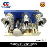 Systems-stempelschneidenes Maschinen-Rollenkennsatz-Scherblock Vct-Dauerbetrieb-Restbild